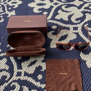 Tom Ford Accessories - Tom Ford like new aviator sunglasses